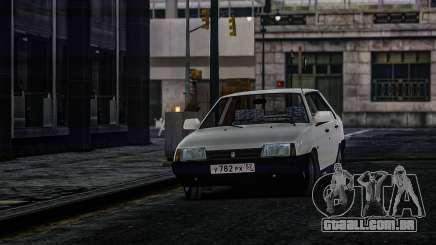 Vaz 21099 CR para GTA 4