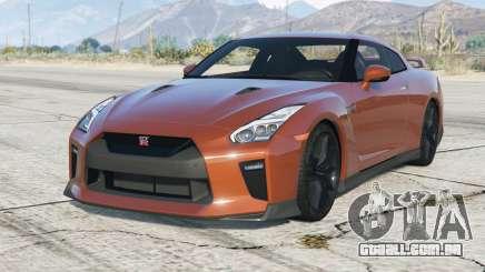 Nissan GT-R (R35) 201〡7 para GTA 5