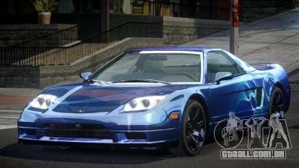 Acura NSX GST-U S4 para GTA 4