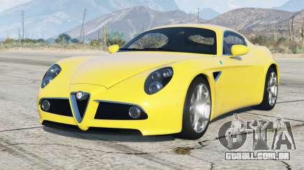 Alfa Romeo 8C Competizione 2008〡add-on v1.1 para GTA 5