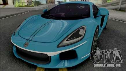 ATS GT 2018 (SA Lights) para GTA San Andreas