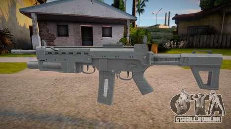 Bear Commander para GTA San Andreas