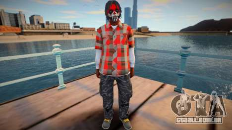Nigga 1 from GTA Online para GTA San Andreas