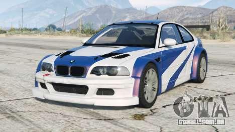 BMW M3 GTR (E46) Mais Procurado〡d-on v2.2