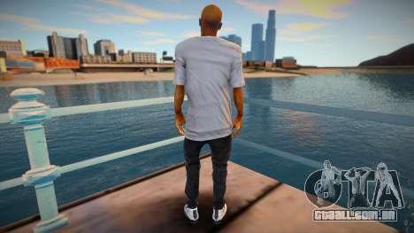 2Pac HD para GTA San Andreas