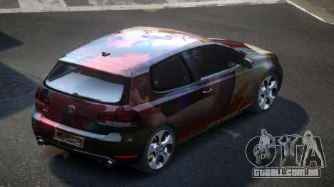 Volkswagen Golf GST S1 para GTA 4