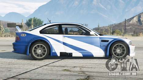 BMW M3 GTR (E46) Most Wanted