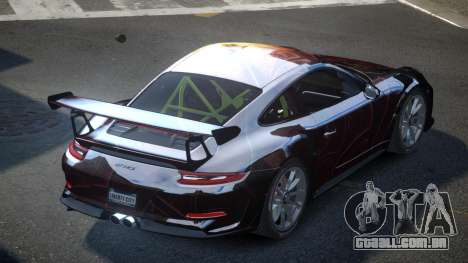 Porsche 911 BS GT3 S10 para GTA 4