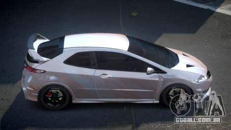 Honda Civic SP Type-R S7 para GTA 4