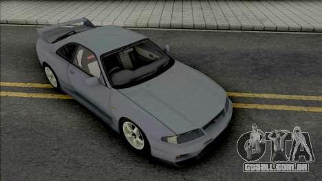 Nissan Skyline GT-R R33 [IVF] para GTA San Andreas