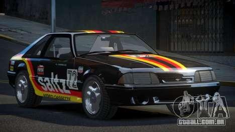 Ford Mustang SVT 90S S5 para GTA 4