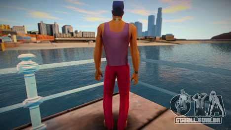 GTA VCS Peds Low Empire Vance Family v1 para GTA San Andreas