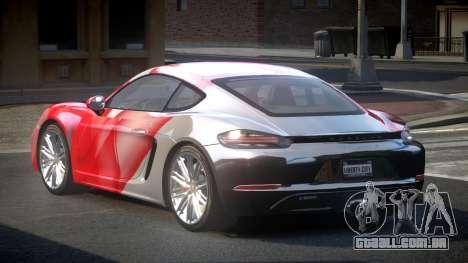 Porsche 718 U-Style S6 para GTA 4