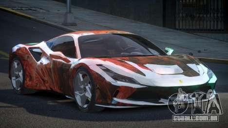Ferrari F8 BS-R S4 para GTA 4