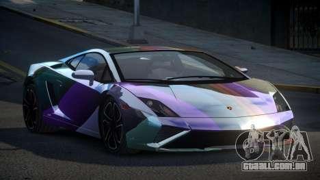 Lamborghini Gallardo IRS S3 para GTA 4