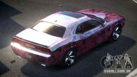Dodge Challenger SP 392 S3 para GTA 4