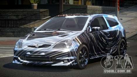 Honda Civic U-Style S6 para GTA 4