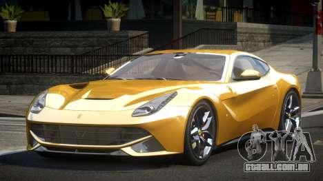 Ferrari F12 BS Berlinetta para GTA 4