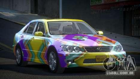 Lexus IS300 U-Style S9 para GTA 4