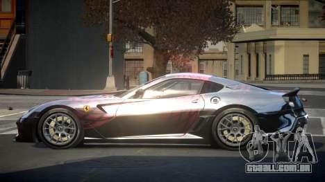 Ferrari 599 BS-U-Style S4 para GTA 4