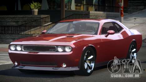 Dodge Challenger SP 392 para GTA 4