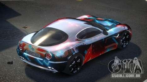 Alfa Romeo 8C US S1 para GTA 4