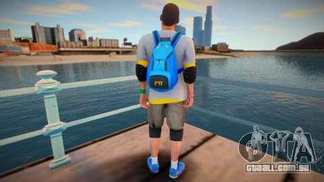 Skater 2 para GTA San Andreas