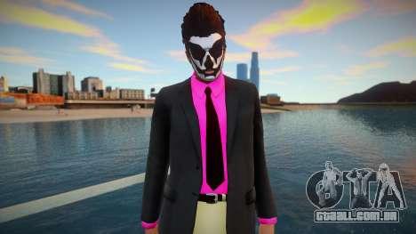 Guy 48 from GTA Online para GTA San Andreas