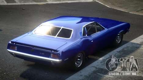 Plymouth Cuda SP Tuning para GTA 4