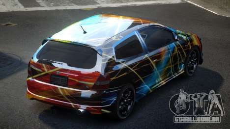 Honda Civic U-Style S8 para GTA 4