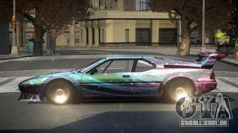 BMW M1 IRS S2 para GTA 4