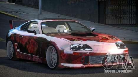 Toyota Supra iSI S1 para GTA 4