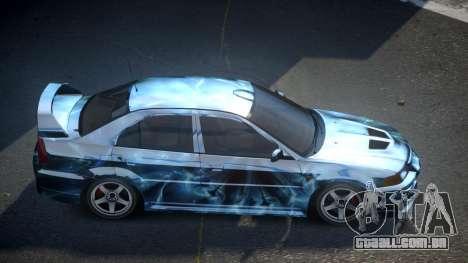 Mitsubishi Lancer VI U-Style S8 para GTA 4