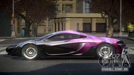 McLaren P1 GST Tuning S7 para GTA 4