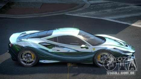 Ferrari F8 BS-R S3 para GTA 4