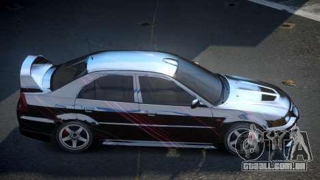 Mitsubishi Lancer VI U-Style S6 para GTA 4