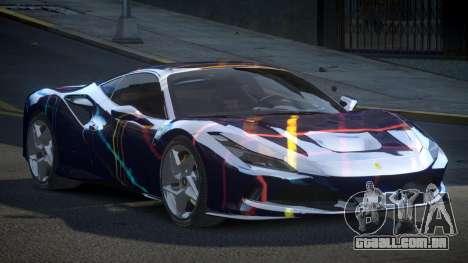 Ferrari F8 BS-R S1 para GTA 4