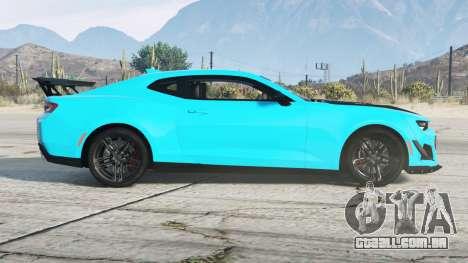 Chevrolet Camaro ZL1 1LE 201〡8