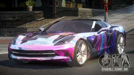 Chevrolet Corvette BS Z51 S7 para GTA 4