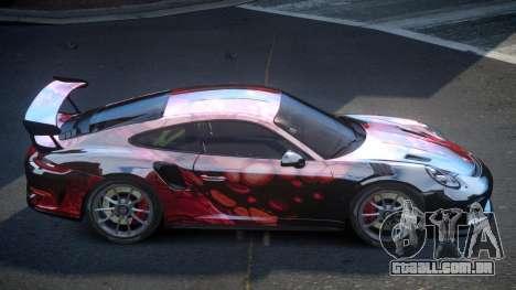 Porsche 911 BS GT3 S7 para GTA 4