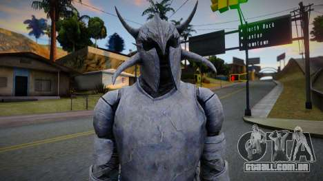 Ares from DC Legends para GTA San Andreas