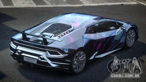 Lamborghini Huracan BS-Z S1 para GTA 4