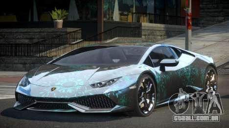 Lamborghini Huracan LP610 S7 para GTA 4