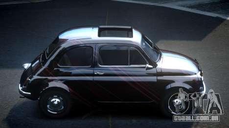 Fiat Abarth 70S S2 para GTA 4