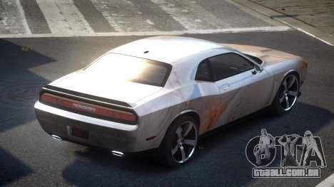 Dodge Challenger SRT GS-U S8 para GTA 4