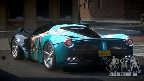 Ferrari LaFerrari PSI-U S7 para GTA 4
