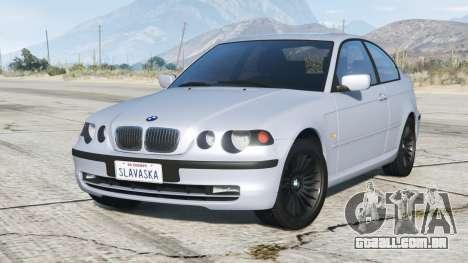 BMW Compact 325ti (E46) 2001〡add-on