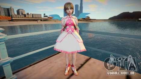 Sherry Birkin Fairy para GTA San Andreas