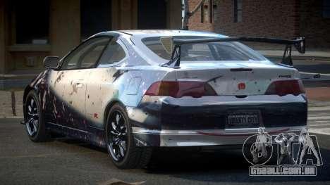 Honda Integra SP S4 para GTA 4