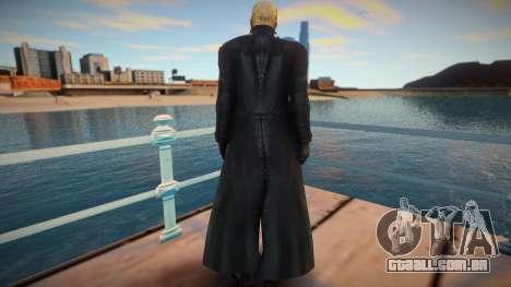 Albert Wesker From Marvel Vs Capcom 3 para GTA San Andreas